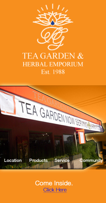 Tea Garden & Herbal Emporium