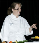Celebrity Chef Cooking Demonstrations