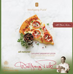 Wolfgang Puck Pizza