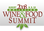 Whitefish Wine & Food Summit - August 2008