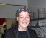 Executive Chef Crystal Harris