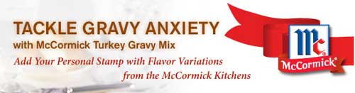 McCormick Turkey Gravy Mix