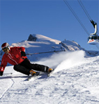 Ski Season opens in Titlis Glacier